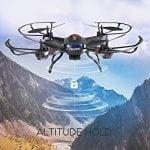 DRONE HOLY STONE F181C  RC Cuadricoptero 19