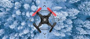 Dron Holy Stone Hs190 Ultracompacto Con Control Remoto 10