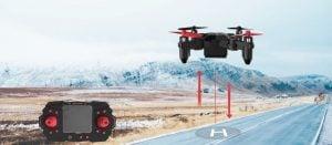 Dron Holy Stone Hs190 Ultracompacto Con Control Remoto 9