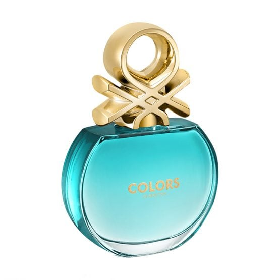 PERFUME BENETTON Colors Blue EDT FOR HER 3