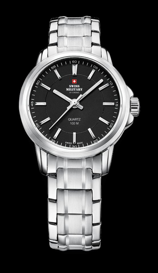 Reloj 763 Zafiro Swiss Military by Chrono Quartz Collection 1