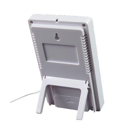 Reloj Termometro & Higrometro Digital Medidor de Humedad 7