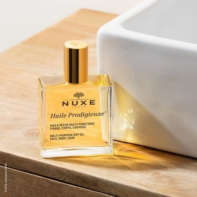 Aceite seco Huile prodigieuse Multi usos NUXE PARIS 2