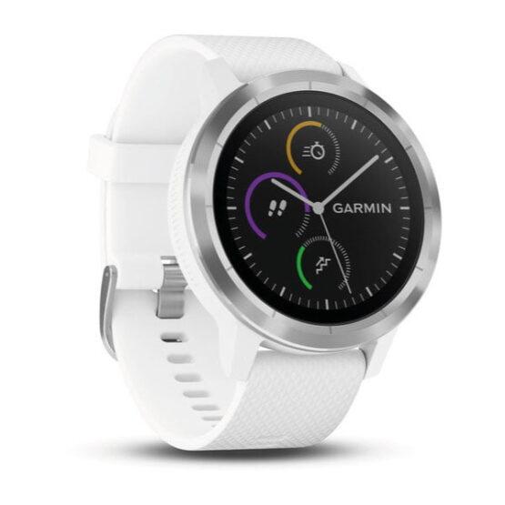 Reloj inteligente con GPS MULTIDEPORTE GARMIN Vivoactive 3 2