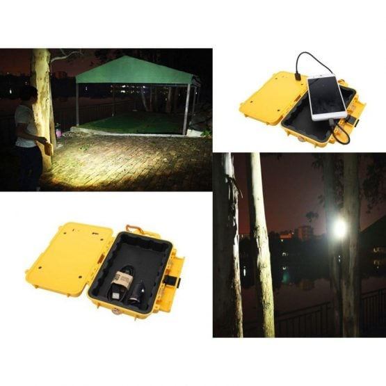 Caja Stanco con Luz LED Frontal Incorporada 4