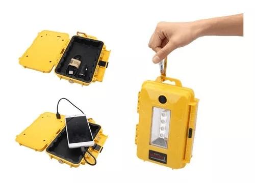 Caja Stanco con Luz LED Frontal Incorporada 2