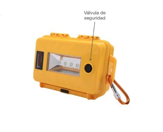 Caja Stanco con Luz LED Frontal Incorporada 3