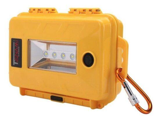 Caja Stanco con Luz LED Frontal Incorporada 1