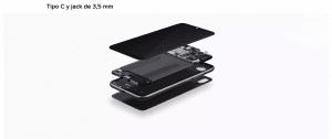 "Celular Xiaomi Redmi Note 7 / 4GB -128 GB / 6.3"" 94"