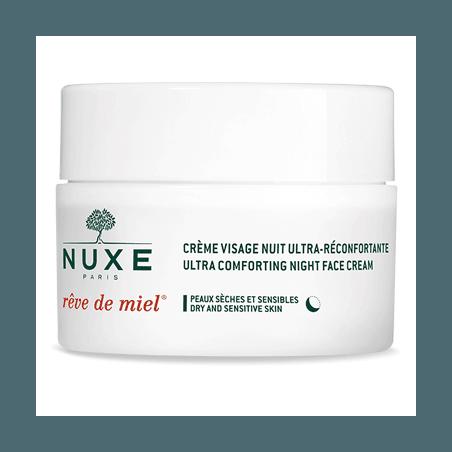 Crema de Noche Ultraconfortante Nuxe Paris Reve de Miel® 1