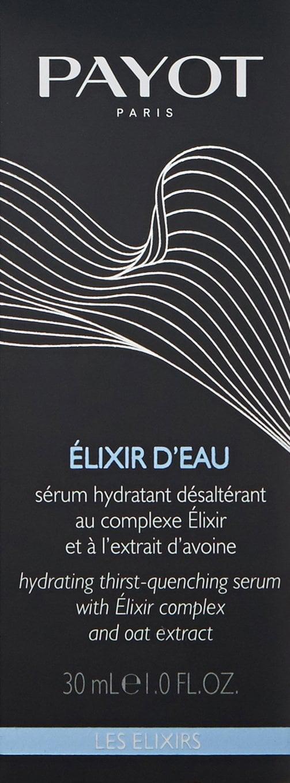 Limpiador Facial Hidratante Payot Paris Elixir D'eau Serum 3