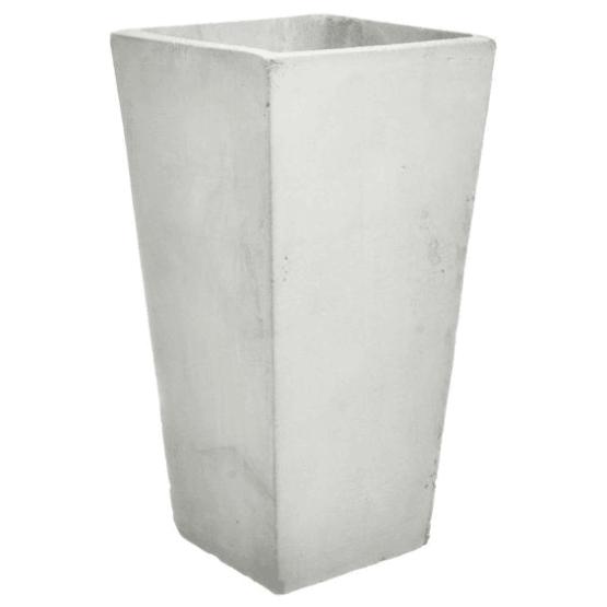 Maceta Cubo Piramidal 25 x 50 cm La cioppa 1