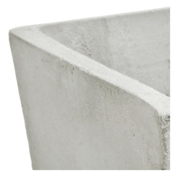 Maceta Cubo Piramidal 25 x 50 cm La cioppa 2
