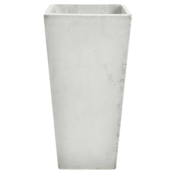 Maceta Cubo Piramidal 25 x 50 cm La cioppa 3