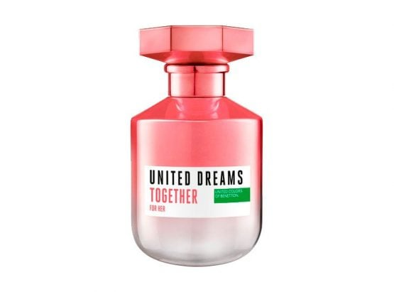 Perfume Benetton United Dreams Together for Her 1