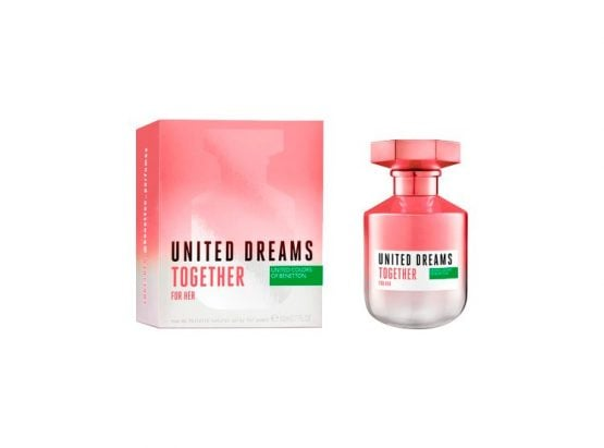 Perfume Benetton United Dreams Together for Her 2