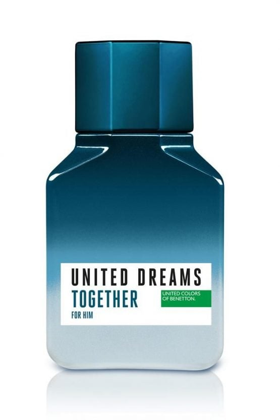 Perfume Benetton United Dreams Together for Him 1