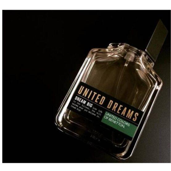 Perfume Luis Benetton Dream Big EDT for Him 3