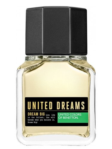 Perfume Luis Benetton Dream Big EDT for Him 2