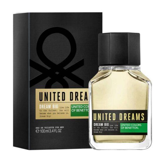 Perfume Luis Benetton Dream Big EDT for Him 1