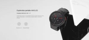 Reloj Inteligente Xiaomi Huami Amazfit Verge Lite 8