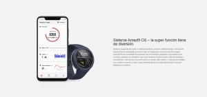 Reloj Inteligente Xiaomi Huami Amazfit Verge Lite 45