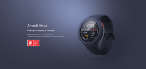 Reloj Inteligente Xiaomi Huami Amazfit Verge Lite 7