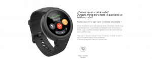 Reloj Inteligente Xiaomi Huami Amazfit Verge Lite 9
