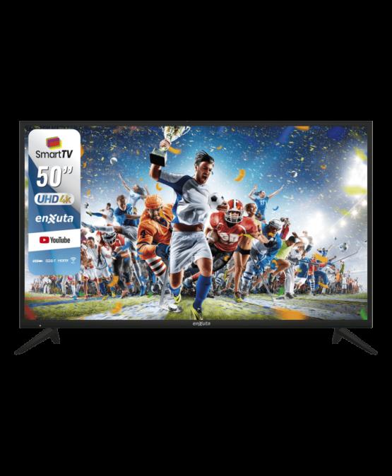 """Televisor Enxuta Smart TV 50"""" Ultra Full HD 4K 1"""