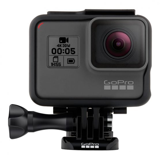 Camara Digital 4K Hero5 Black Chdhx-502 GoPro 4