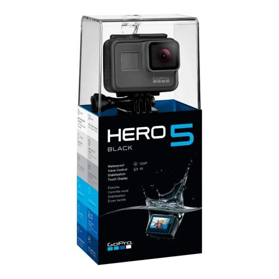 Camara Digital 4K Hero5 Black Chdhx-502 GoPro 6