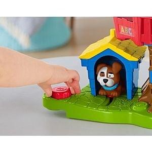 Little People Surtido de Playsets Casa del Arbol y Mercado - Fisher Price 7