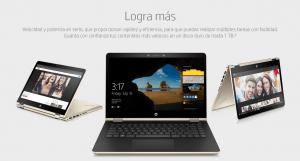 2 en 1: Tablet / Notebook HP Pavilion X360 14-CD0011NR REFAA 16