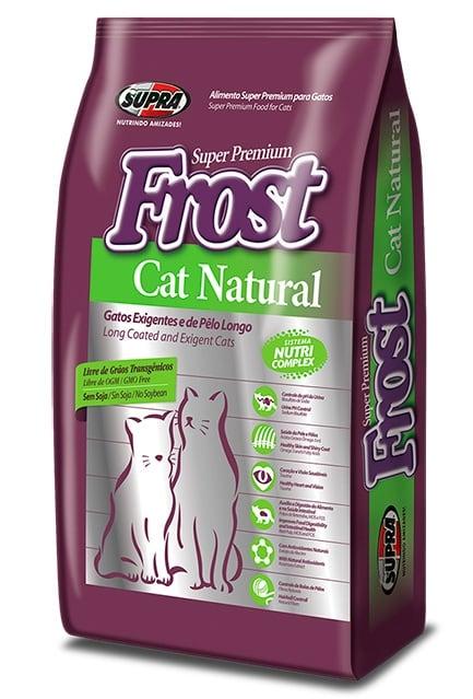 Alimento para Gatos Frost Cat Natural 7.5Kg 1
