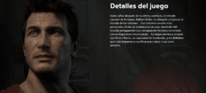 Juego oficial PS4 Uncharted 4: A Thief's End 11