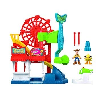 Parque Divertido Toy Story 4 Imaginext 2