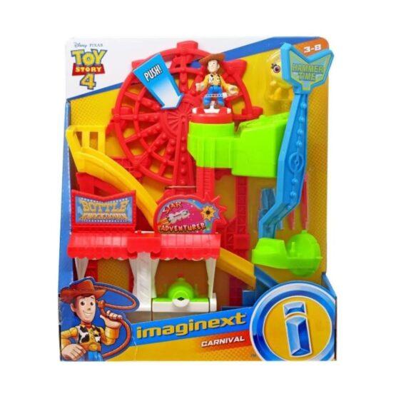 Parque Divertido Toy Story 4 Imaginext 1