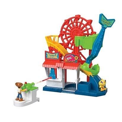 Parque Divertido Toy Story 4 Imaginext 3