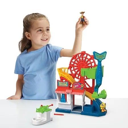 Parque Divertido Toy Story 4 Imaginext 4