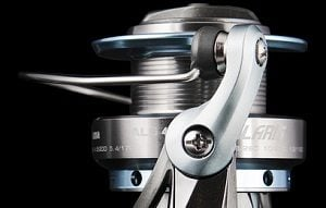 Reel Okuma Alaris 40 3+1BB REL:5,0:1 CAP:120MTSX0,35mm 6