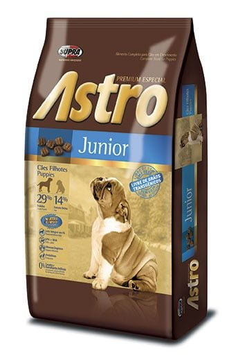Alimento Para Perros Cachorros Astro Junior 15 Kg 1