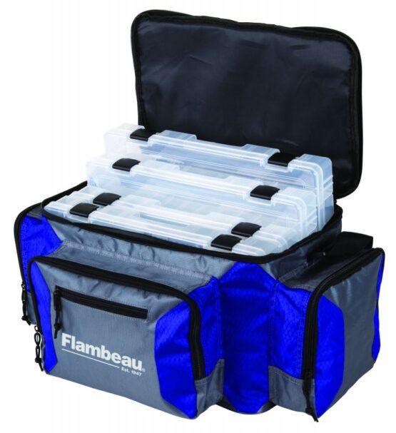 Bolso Flambeau + 4 Organizadores UV + Waterproof Talle XL 2