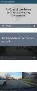 Camara de Tablero Garmin Dash Cam™ 46 de 1080p con Campo de Vision de 140º 13