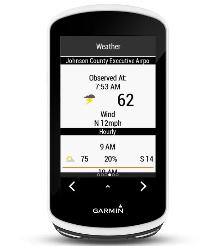 Ciclocomputador Garmin Edge® 1030 Bundle para Bicicleta 12
