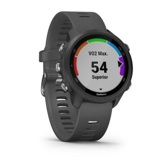Reloj Inteligente Garmin Forerunner 245 con GPS y Funciones de Entrenamiento 3