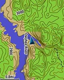 GPS Multiproposito Garmin eTrex® 22x 8