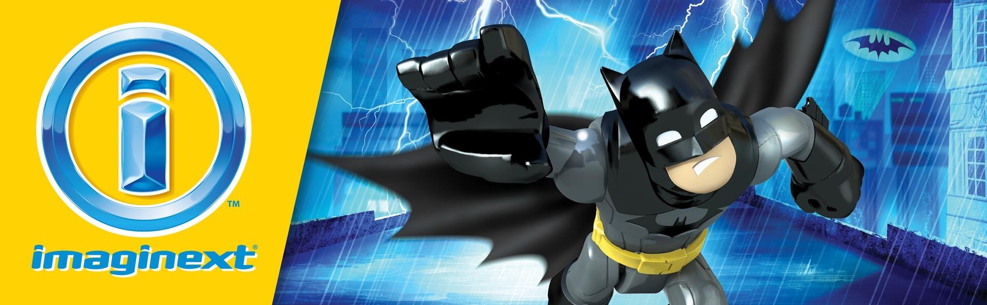Imaginext® DC Super Friends Casa The Joker 23