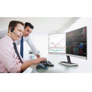 Monitor Doble Pantalla Philips 19DP6QJNS/27 720p 60hz RFAA 25