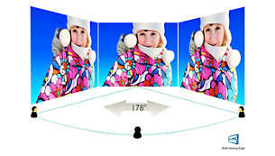 Monitor Doble Pantalla Philips 19DP6QJNS/27 720p 60hz RFAA 29