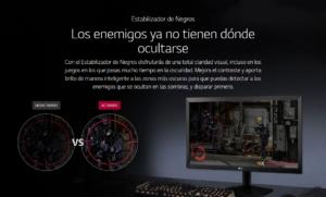"Monitor LG 20"" 20MK400H-B LED HD 19"